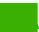 Beton a kamenivo - ikona zelená
